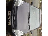 Black 2002-2008 Ford Fiesta BONNET - splitting 2003 1.4 LX Semi-Auto