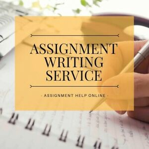 Experienced tutor offering assignments writing proofreading