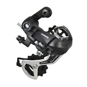 Clearance Shimano Tourney TX35 7s 8s Speed MTB Rear Derailleur
