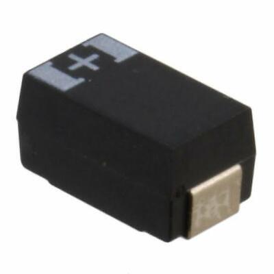 Panasonic 10tpb330m Tantalum Capacitors Polymer Smd 10v 330uf Esr 35mohm Qty10