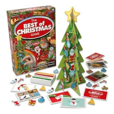 The Best of Christmas Board Game (Best Xmas Games 2019)