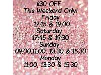 Russian Hair Extensions Manchester 10% OFF