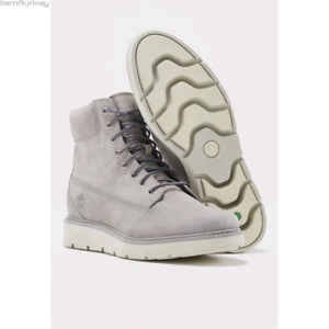 Timberland kenniston 6 inch GREY womens ankle laceup boot size 7 Kyneton Macedon Ranges Preview