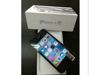 IPHONE 4/4S UNLOCK NEW CONDITION OPEN ON ALL NETWORK AND WARRANTY