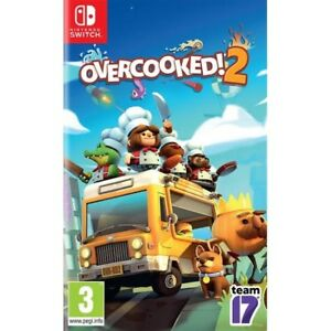 Wanted: Want To Buy | Nintendo Switch Overcooked 2
