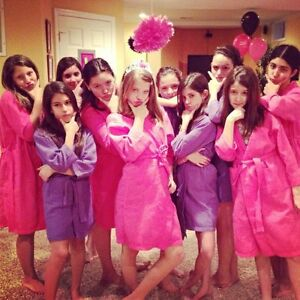 In Home Birthday Spa Party for your little princess London Ontario image 2