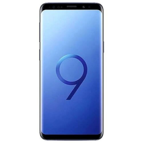 Android Phone - SAMSUNG GALAXY S9 SM-G960 - 64GB - CORAL BLUE SMARTPHONE