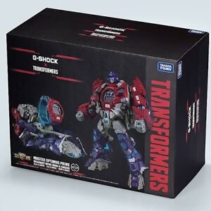 G Shock Transformers Optimus Prime Limited Autobot DW6900TF