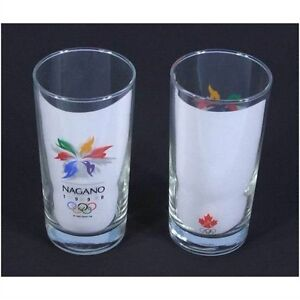 3 Glasses from Nagano Olympics in 1998