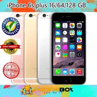 AAA condition iPhone 6sPlus 16/64/128GB unlocked worldwide