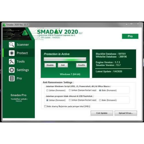Smadav Pro 2021 (antivirus)