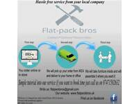 New service in EXETER-flatpack bros