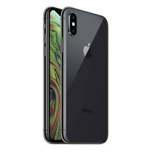 Apple iPhone XS - 64 GB - Space Grey (Unlocked) (AU Stock)