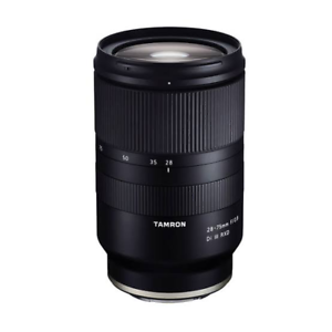 Tamron AF 28-75mm F2.8 Di III RXD - Sony