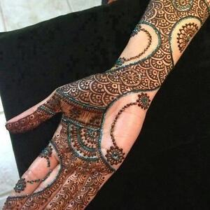 Henna Designs /bridal henna,Henna Party(chamicals Free) Stratford Kitchener Area image 5