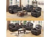 🤩TOP TRENDY RECLINER 3+2+1 SEATER SOFA IS ON FOR SALE CLEARANCE OFFER [FAST DELIVERY]😍