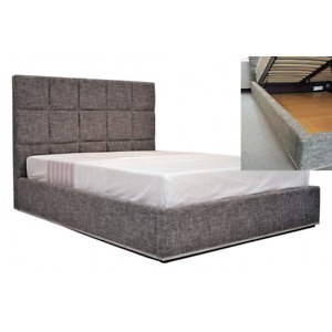 Glare Hydraulic Storage Bed