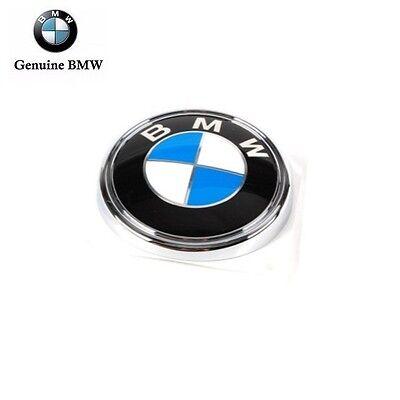 """BMW X3 E83 2004 2005 2006 2007 2008 2009 2010 Emblem - BMW """"Roundel"""" for Hatch"""