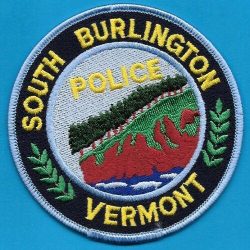 SOUTH BURLINGTON VERMONT VT POLICE DEPT SPD BPD PD (FIRE)