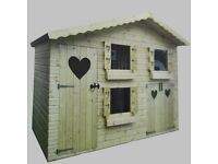 Double Story Playhouse 10x6