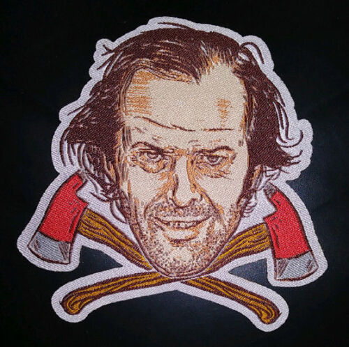 PATCH - Jack Torrance - HORROR - The Shining - Woven patch - iron-on