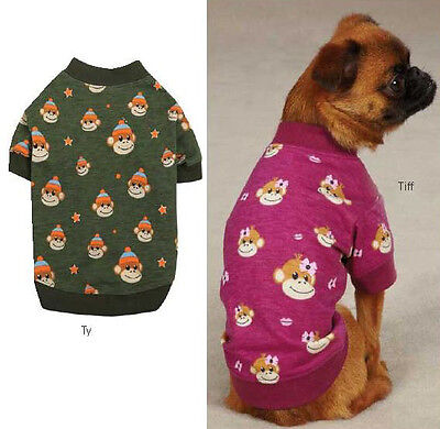 - Monkey Business Tees T-Shirt  Dog Tee East Side Collection XXS-XL Pet Top New