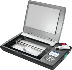 Flip Pal Mobile Scanner - Portable Photograph & Document Scanner
