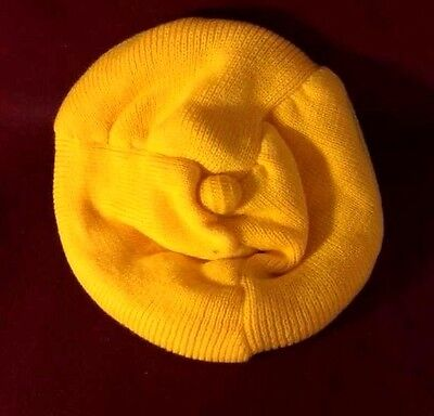 Thai Knitted Hat  for Buddhist Monk's Robe 2 colors available