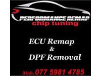 ECU Remap , DPF Delete or Complete solutions, Vehicle Diagnostics & Codings, BMW, Audi etc