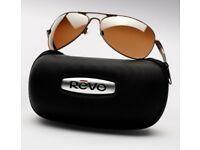Revo Transom Aviator Sunglasses (Anti-Reflective)