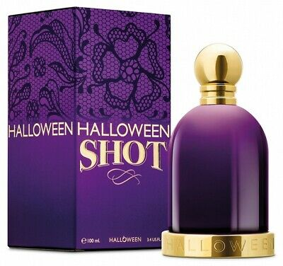 HALLOWEEN SHOT * Jesus Del Pozo 3.4 oz / 100 ml EDT Women Perfume - Perfume Halloween Jesus Del Pozo 100 Ml