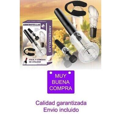 Abrebotellas accesorios vinoteca Houseware Fácil y cómodo de utilizar BN5600