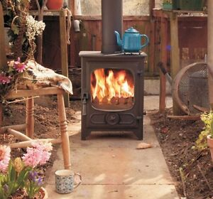 Charnwood Country 4  multifuel stove