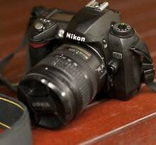 Nikon SLR D70 Chelmer Brisbane South West Preview