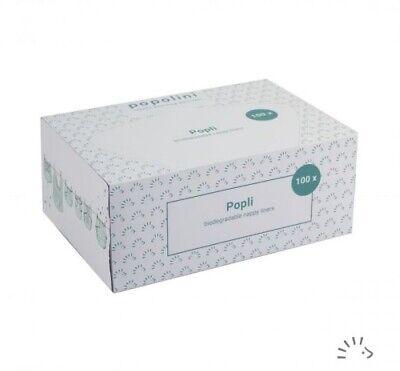 5 x Popolini Popli Windelvlies 100er Box