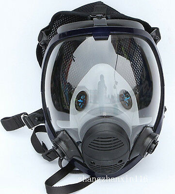 Painting Spraying Similar For 3M 6800 Gas Mask Full Face Facepiece Respirator