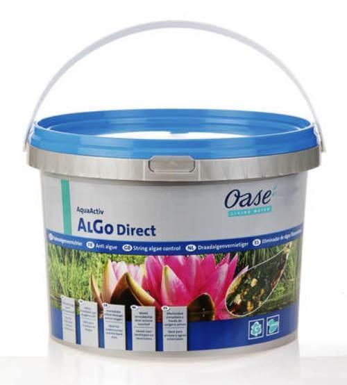 Oase Aqua Aktiv Algo Direct 5 L Fadenalgenvernichter Direkt Teich Garten