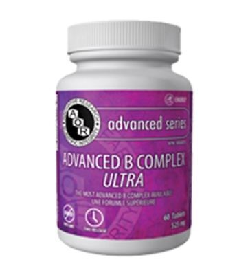 AOR Advanced B Complex Ultra (60 Tablets) for sale  Mississauga