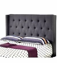 Milano Fabric Bed Headboard Reservoir Darebin Area Preview