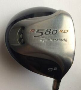 Driver TaylorMade bois #1 R580XD 9.5* DROITIER Stiff