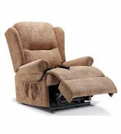 Sherbourne Rise & Recline Armchair Superb Condition 2 years old