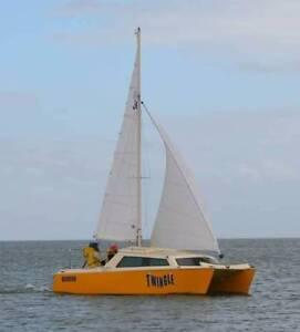 Jarcat 6m trailerable catamaran Ayr Burdekin Area Preview