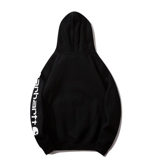 Carhartt Sweatshirt Sleeve Logo Hooded Kapuzenpullover Hoodie | S M L XL XXL