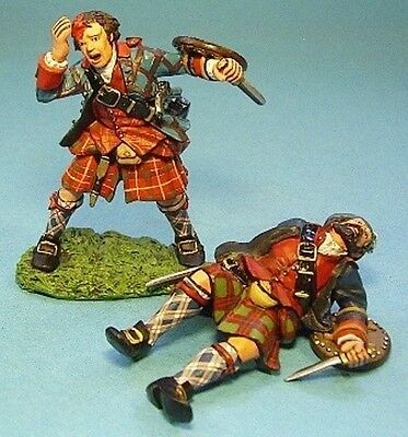 John Jenkins Designs Soldiers Jr 04 Jacobite Army Wounded Highlanders No 1