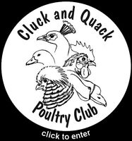 CLUCK AND QUACK POULTRY SALE
