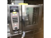 Used Rational 6 and 10 Grid Combi Ovens