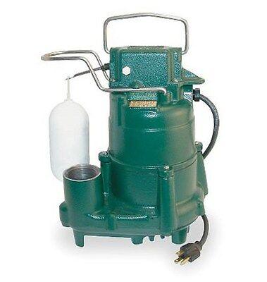 Zoeller Sump Pump 12 Hp 115 Volts Model M98