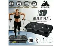 Vibrating Exercise Plate