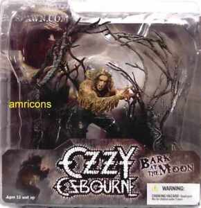 McFarlane Toys Limited Edition Ozzy Osbourne Bark at the Moon