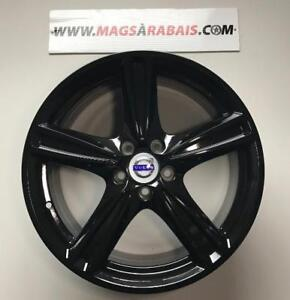 Mags 18'' 5X108 pour Volvo et Ford
